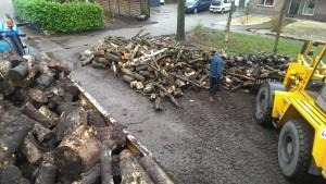 opladen hout